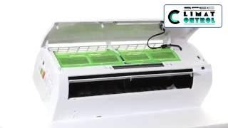 видео Сплит система Ballu BSE-12HN1