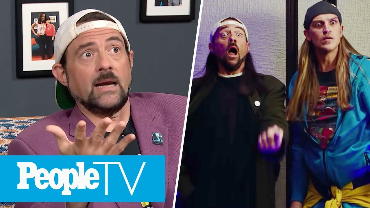 Kevin Smith On 'Jay And Silent Bob Reboot' After His Heart Attack | PeopleTV