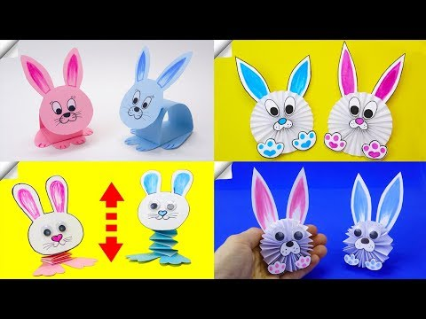 4-diy-paper-rabbit---easter-craft-ideas-|-paper-crafts