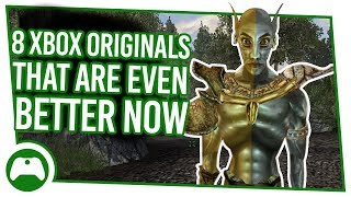 8 Xbox Originals That Are Even Better Now Than You Remember | Backwards Compatibility
