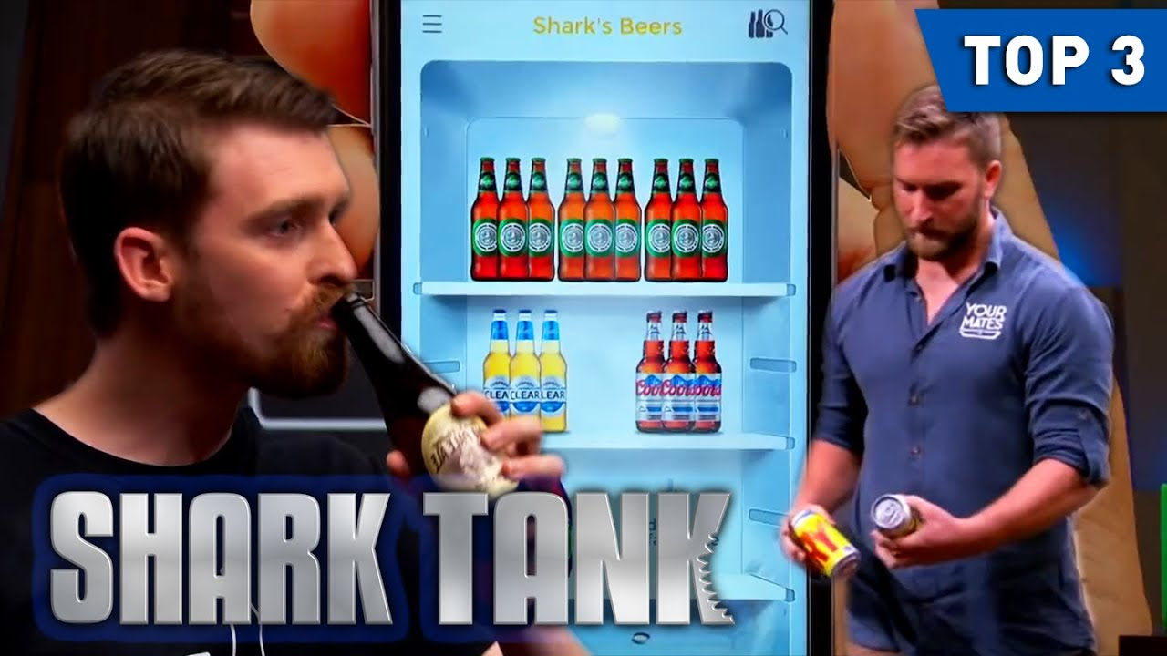To Beer Or Not To Beer | Top 3 Beer Pitches | Shark Tank AUS