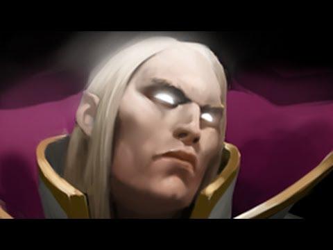 видео: [dota 2] Обзор героя - invoker