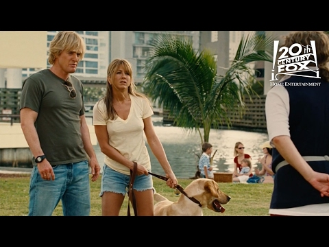 """Marley And Me   """"Training"""" Clip [HD]   20th Century FOX"""