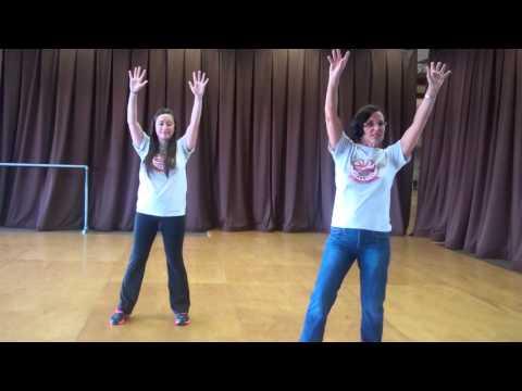 2012 Dance for Diabetes Tutorial – PART 1
