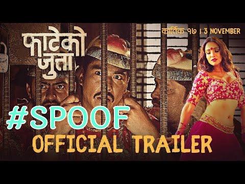 FATEKO JUTTA Trailer Spoof/Parody 2074 Ft  Saugat Malla, Priyanka Karki