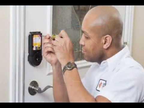 atlas security zwave door locks
