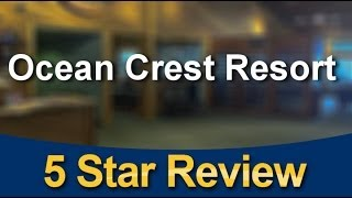 Ocean Crest Resort Moclips          Superb Ocean Shores Hotels         5 Star Review by YOUMETH...