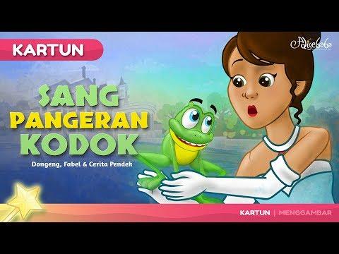 Sang Pangeran Kodok - Kartun Anak - Dongeng Bahasa Indonesia