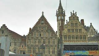 Путешествия по Европе Гент Бельгия  Gent Belgium(Гент — город во Фландрии, в Бельгии. Столица и самый большой город провинции Восточная Фландрия. Население..., 2015-11-13T18:13:16.000Z)