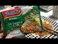 Me And My Friends Trying Out Indomie Goreng Aceh