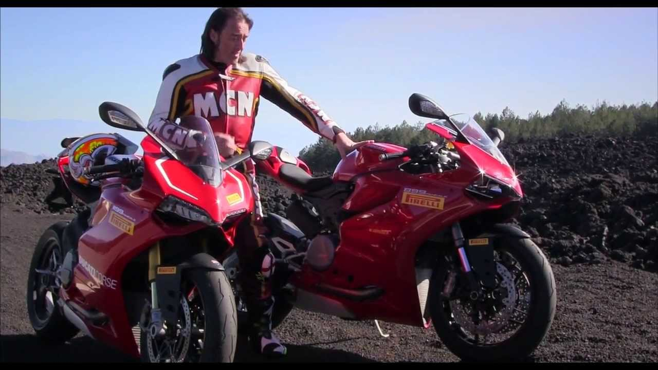 Ducati R Difference