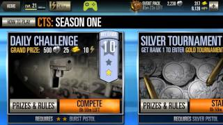 DEER HUNTER 2016 Game Play: NEW in Tournaments: DAILY CHALLENGE