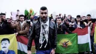 Essay - Kurdistan 2 Newroz 2014 in Düsseldorf [Offizielles Musikvideo]