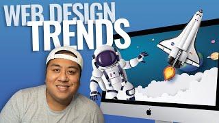 5 FUN Web Design Trends in 2021