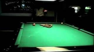 Billiards Instruction Oyster Techniques