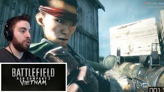 I TRIED! | Battlefield Bad Company 2: Vietnam Randomness