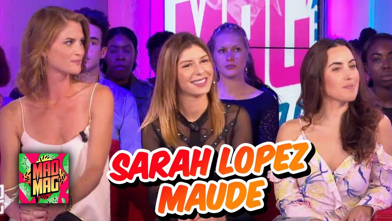 Nouveauté   Le Mad Mag Du 05/06/2017 Avec Sarah Lopez Et Maude