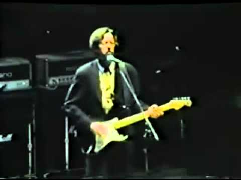 Eric Clapton - Running On Faith (Love Comes Over Me)