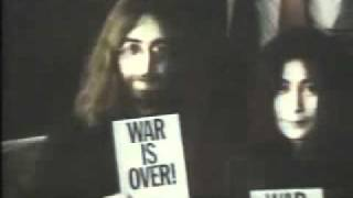 John Lennon-Happy Christmas the War is over