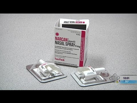 Pima County Sheriff's Department sees success with Narcan