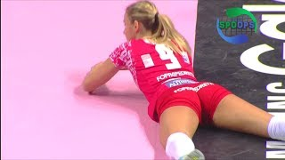 Italian women's volleyball league | 🏐 highlights | january 2018 | ᴴᴰ