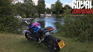 Zero SR/F | out of town on a typical biker's day out