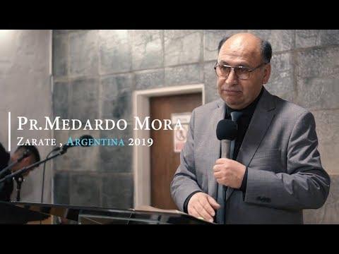 Pr. Medardo Mora - Zárate - Argentina, Oct. 2019.