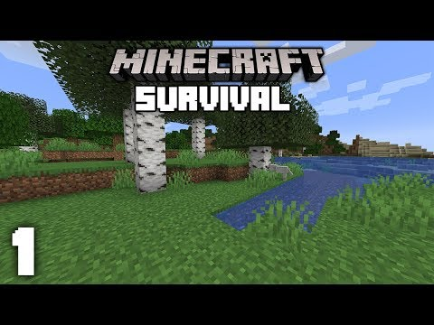 minecraft-1.14-survival-let's-play---a-new-beginning!-|-ep-1