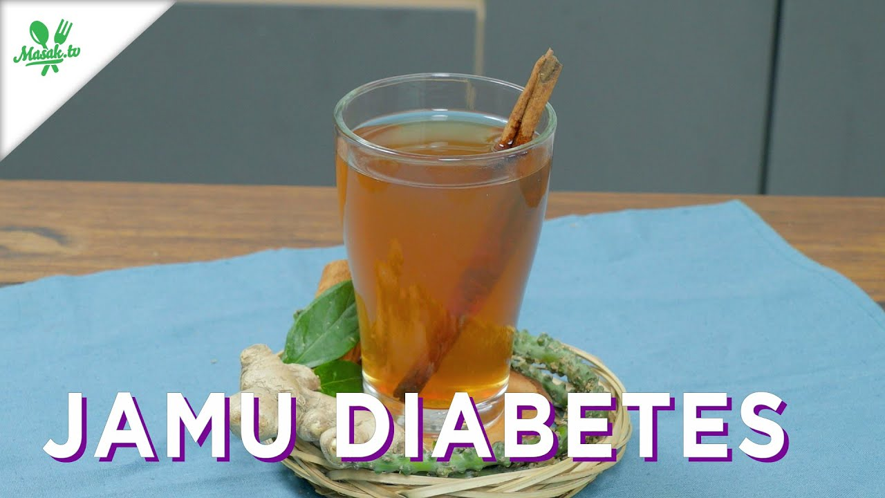 Resep Jamu Diabetes