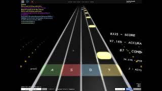 Roblox: Rhythm Track: Virtue's Vengeance and Lancer!