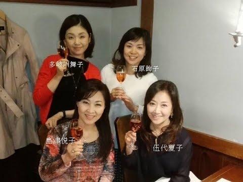 演歌歌手4人衆 石原詢子 多岐川舞子 島津悦子 伍代夏子 気になる美女の ...
