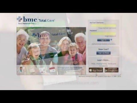 mychart bmctotalcare com