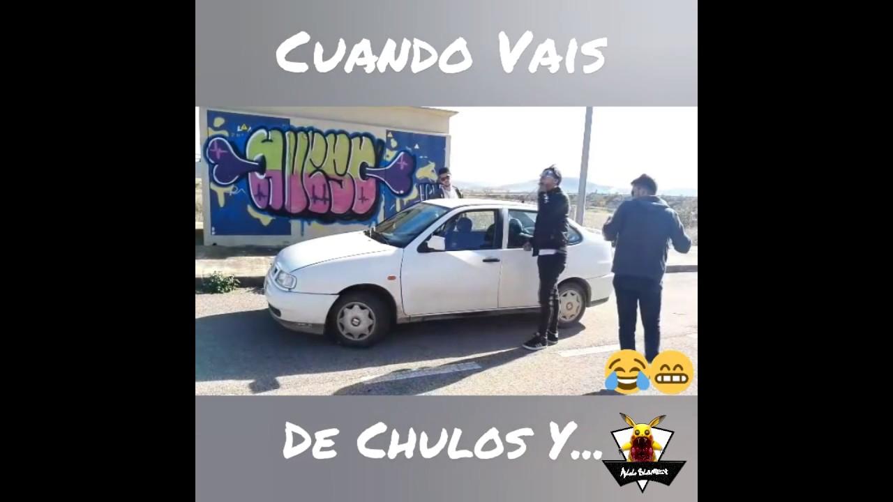 #Cuando Vas De Chulo Y Acabas En La Estación De BUS# - YouTube