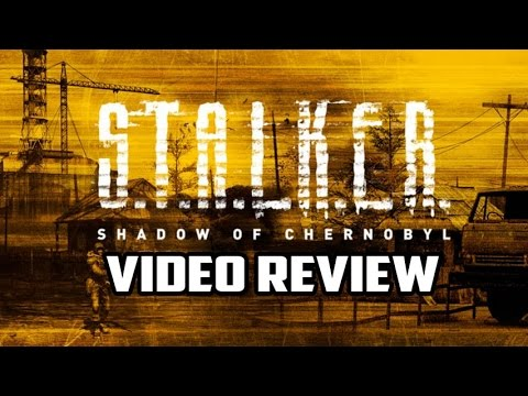 S.T.A.L.K.E.R.: Shadow of Chernobyl PC Game Review