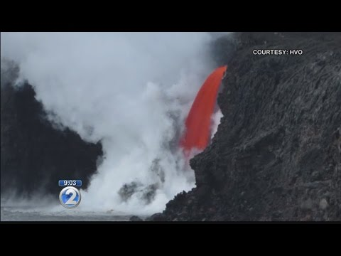 Coast Guard cracks down on illegal lava-viewing charter boats