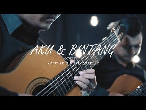 Peterpan - Aku dan Bintang (Cover) By Rosette Guitar Quartet