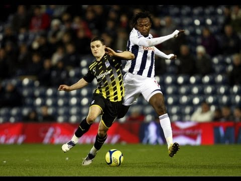 West Brom 4-2 Cardiff - Official Highlights and Goals | FA Cup 3rd Round Proper 07-01-12