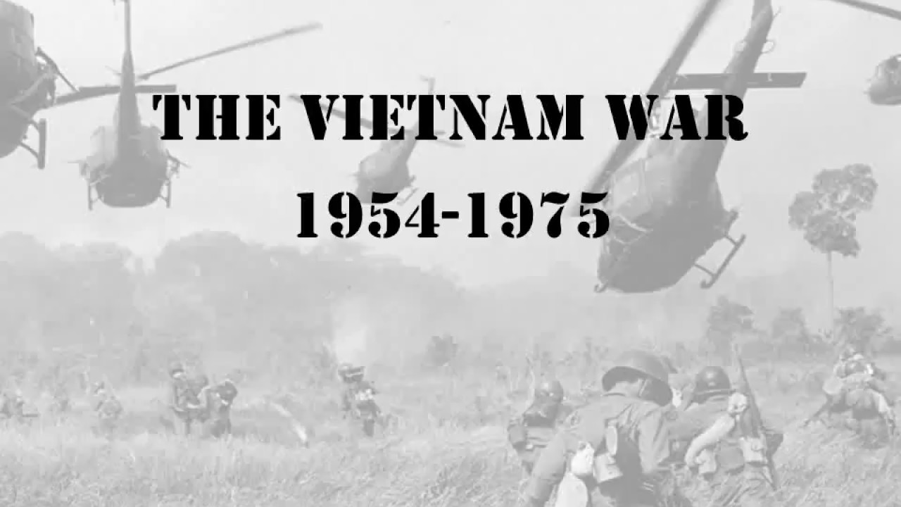 Dates of the vietnam war in Perth
