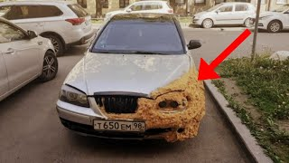 Криворукий ремонт автомобиля своими руками №2