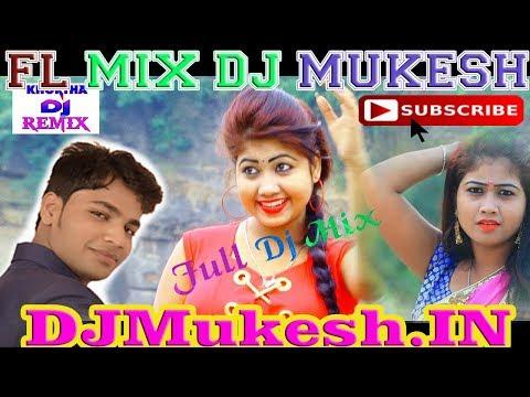 Kon gawe baje re bajanwa -Fully-Jhumar-Dance-Mix- Dj-Khortha Mix By Dj MUkesh Remix Turkbad