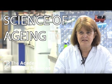 The Science of Ageing, by Professor Linda Partridge (full lecture)