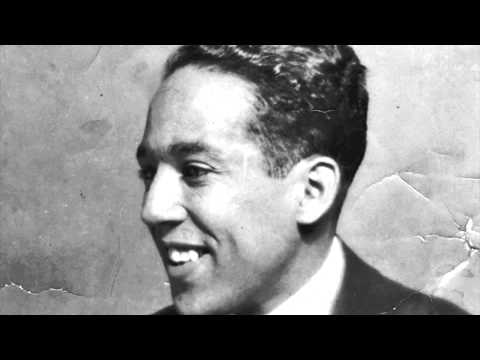 Langston Hughes reads The Negro Speaks of Rivers