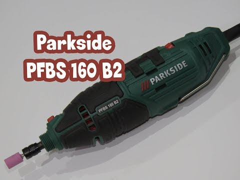 Recensione parkside pfbs 160 a1 doovi for Smerigliatrice a batteria parkside