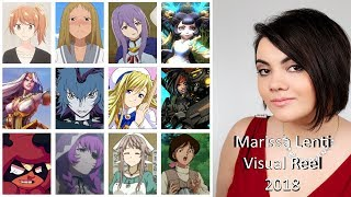 Year in Review: Marissa Lenti - Visual Reel (2018)
