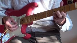 Bobby's Girl. Guitar instrumental. Phil McGarrick. FREE TABS