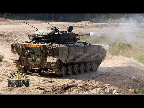 K21 - South Korean IFV [Review]