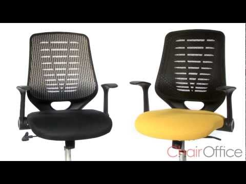 Olympia Executive Mesh Chair From ChairOffice