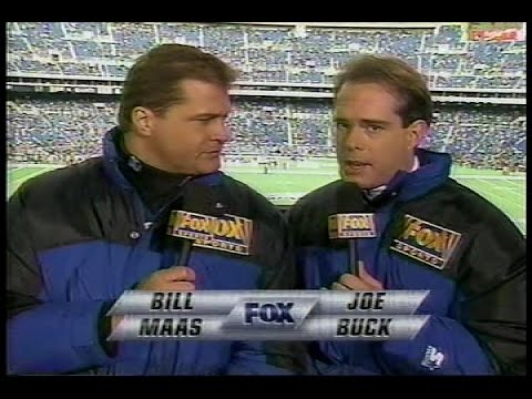 NFL on FOX - 1997 Week 15 Giants vs. Eagles - Game Intro