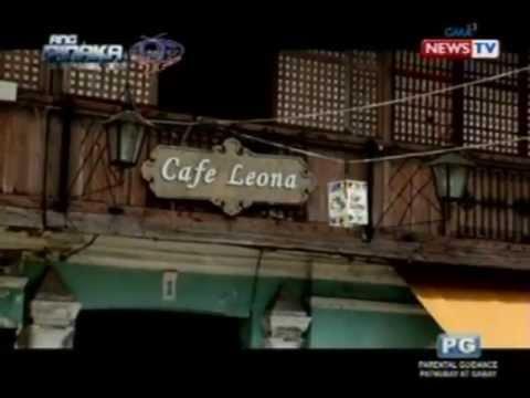 Ang Pinaka: Yummy in Ilocos Sur: Cafe Leona