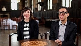 Fred Armisen and Carrie Brownstein, Guides to 'Portlandia'